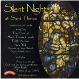 Silent Night at Saint Thomas