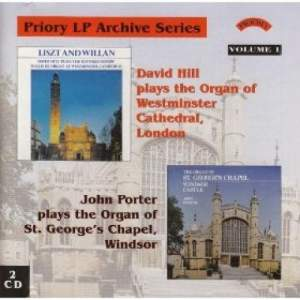 LP Archive Series - 1 Organ Music from Westminster Cathedral