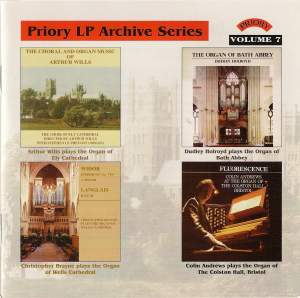 LP Archive Series - 7 Organ of St.Albans Cathedral