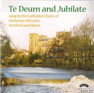 Te Deum and Jubilate