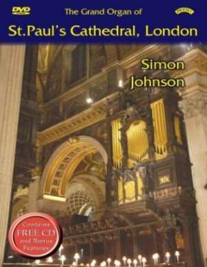 The Grand Organ of St. Paul's Cathedral, London