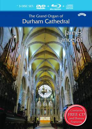 The Grand Organ of Durham Cathedral