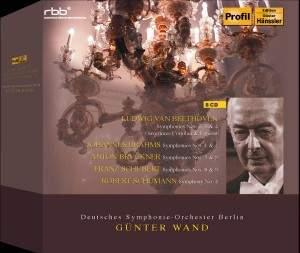Günter Wand 8CD Boxset