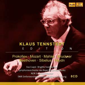 Klaus Tennstedt Edition