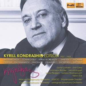 Kyrill Kondrashin Edition
