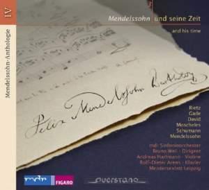 Mendelssohn Anthology Vol. IV