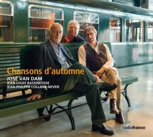Jose van Dam: Chansons d'automne Product Image