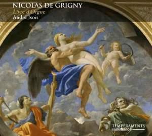 Nicolas De Grigny: Livre D'orgue Product Image