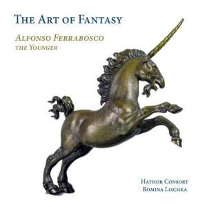 Alfonso Ferrabosco The Younger: The Art of Fantasy Product Image
