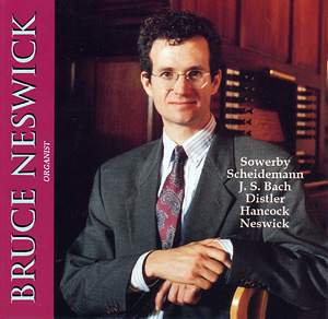 Bruce Neswick - Organist