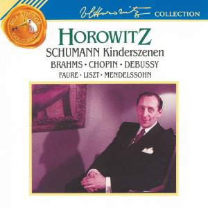 Horowitz plays Schumann, Chopin, Liszt and more