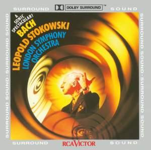 J.S. Bach: Transcribed by Leopold Stokowski