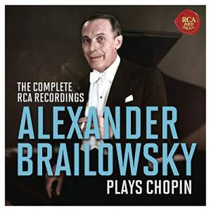 Alexander Brailowsky plays Chopin