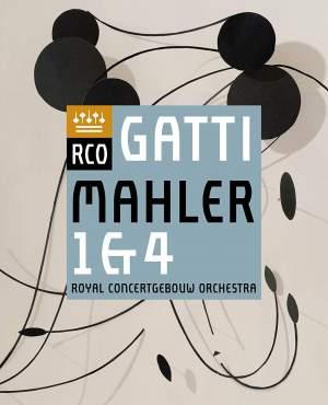 Mahler: Symphony Nos. 1 & 4 Product Image