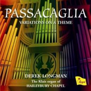 Passacaglia – Variations on a Theme