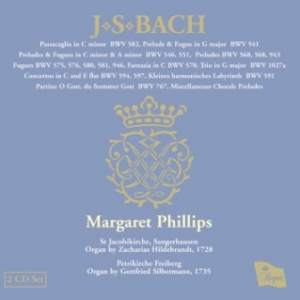 JS Bach: Organ Works Volume 7
