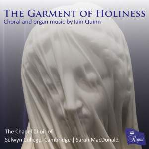 The Garment of Holiness Product Image