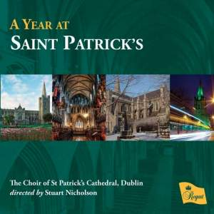 A Year at Saint Patrick's Product Image