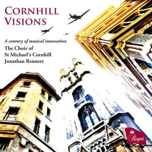 Cornhill Visions - A Century of Musical Innovation Product Image