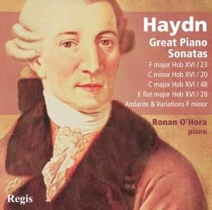 Haydn - Great Piano Sonatas