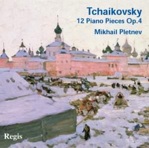 Tchaikovsky: Piano Music Product Image