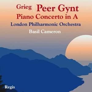 Grieg: Peer Gynt Suites Nos. 1 & 2 & Piano Concerto