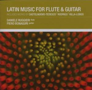 Latin Music for Flute & Guitar