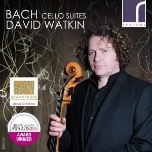 Bach, J S: Cello Suites Nos. 1-6, BWV1007-1012 Product Image