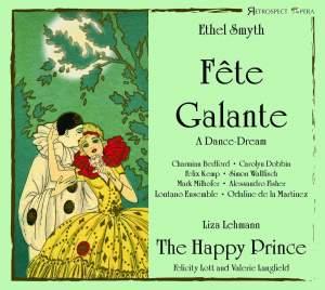 Ethel Smyth: Fête Galante Product Image