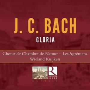 JC Bach: Gloria