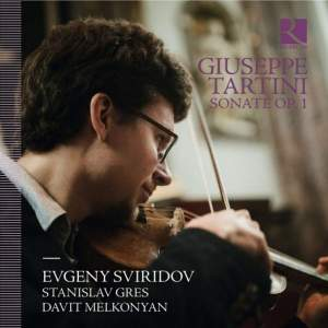 Tartini: Sonate Op. 1 Product Image