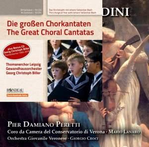 JS Bach: The Great Choral Cantatas
