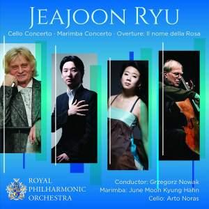 Ryu: Cello Concerto & Marimba Concerto