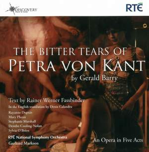 Barry, G: The Bitter Tears of Petra Von Kant