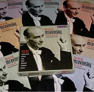 The Art of Mravinsky - In Moscow 1965 & 1972