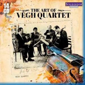 The Art of Végh Quartet