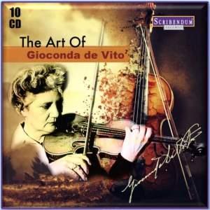 The Art of Gioconda de Vito