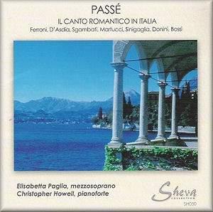 Passé: Il Canto Romantico In Italia