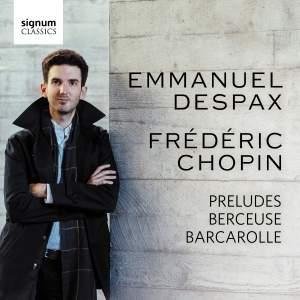 Emmanuel Despax - Frédéric Chopin Product Image