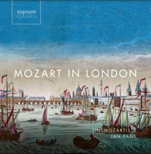 Mozart in London Product Image