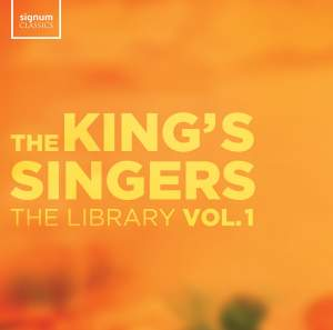 The King's Singers: The Library Volume 1