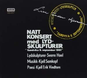 Samkopf: Nattkonsert Med Lydskulpturer