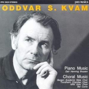 Oddvar S. Kvam: Piano & Choral Music