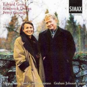 Grieg, Delius & Grainger: Songs Product Image