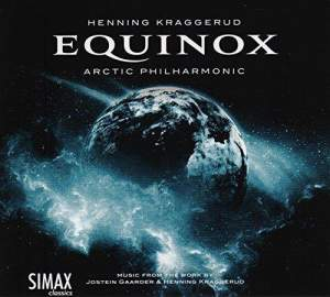 Kraggerud: Equinox - 24 Postludes in all keys for Violin and Chamber Orchestra