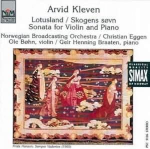 Arvid Kleven: Lotusland