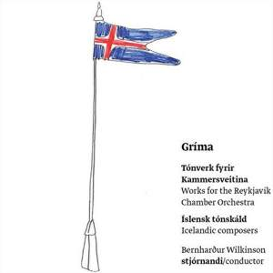 Icelandic Works for The Reykjavik Chamber Orchestra Product Image