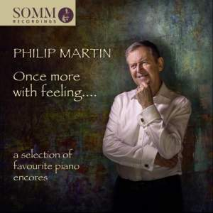 Once More with Feeling... A Selection of Favourite Piano Encores
