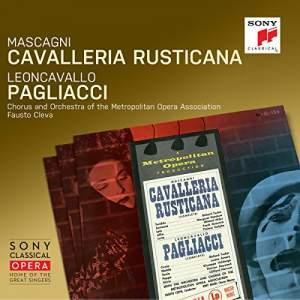 Mascagni: Cavalleria Rusticana & Leoncavallo: Pagliacci