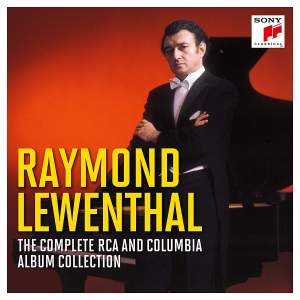 Raymond Lewenthal - The Complete RCA and Columbia Album Collection Product Image